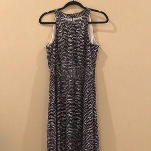 Vineyard Vines Fern Print Maxi Dress!